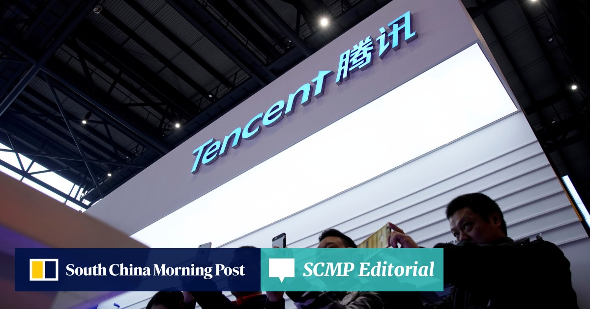 Tencent seeks new growth in year of transition as consumer