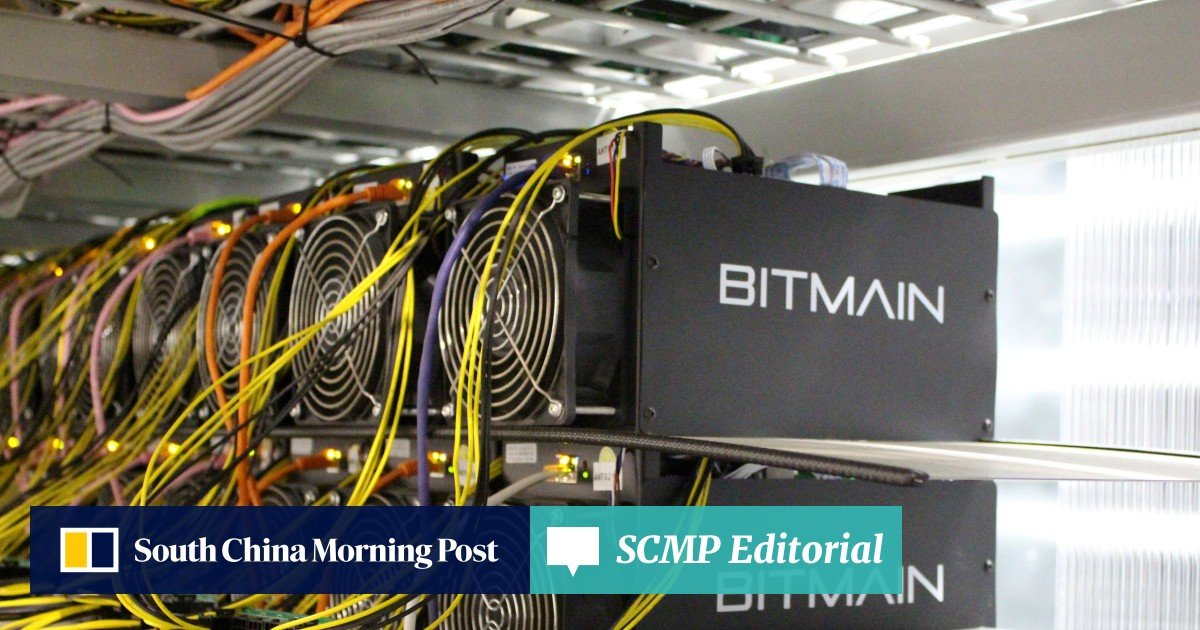 Cryptocurrency Giant Bitmain Gives Up On Hong Kong Ipo Amid Lay Offs