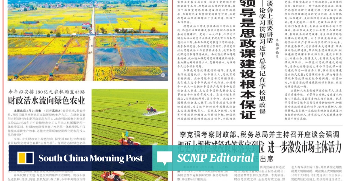 China's media companies are failing at home, failing abroad