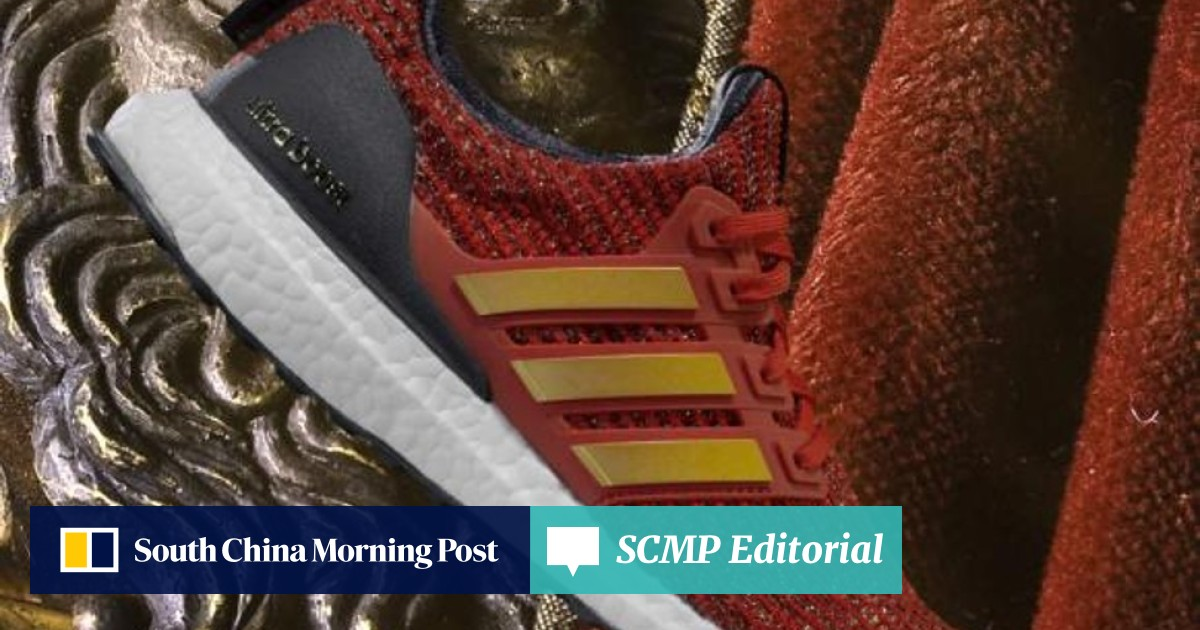 67f385eefa Can Jon Snow outrun the White Walkers in these Adidas 'Game of Thrones'  sneakers? | South China Morning Post