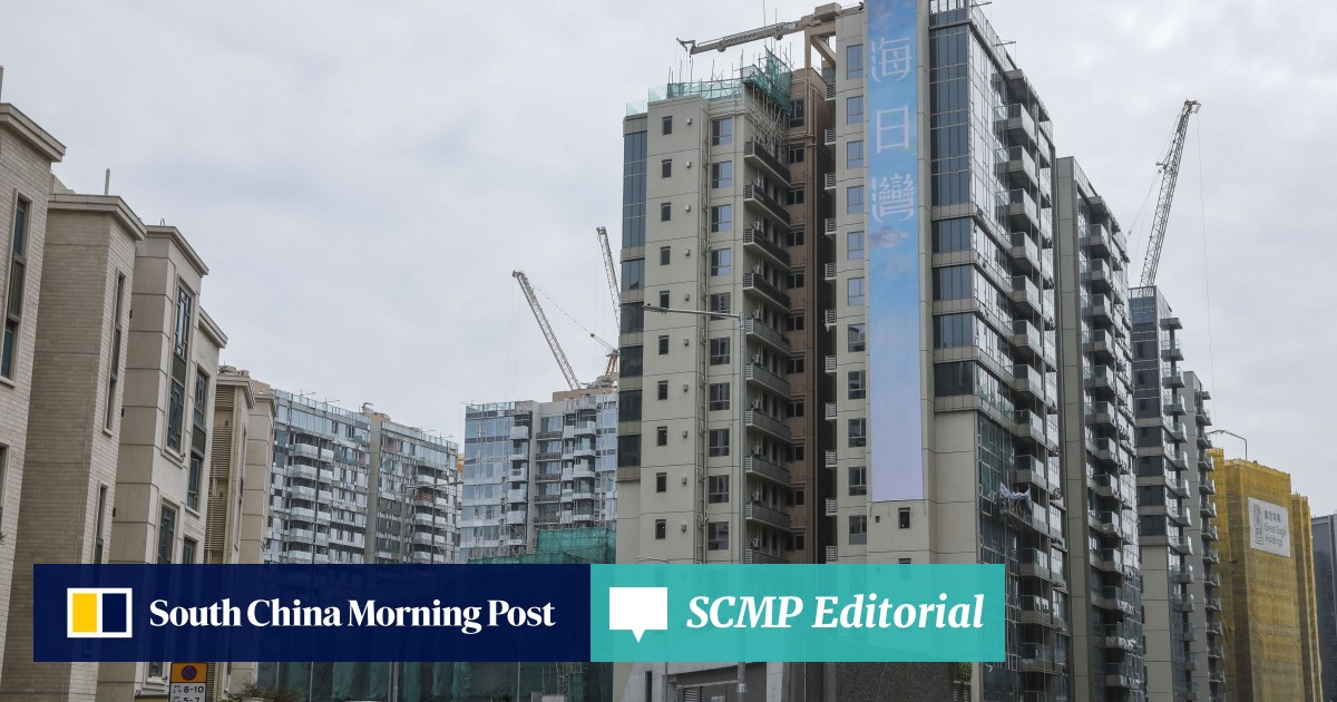 Hong Kong developers vow to sell 20 per cent of housing estate flats