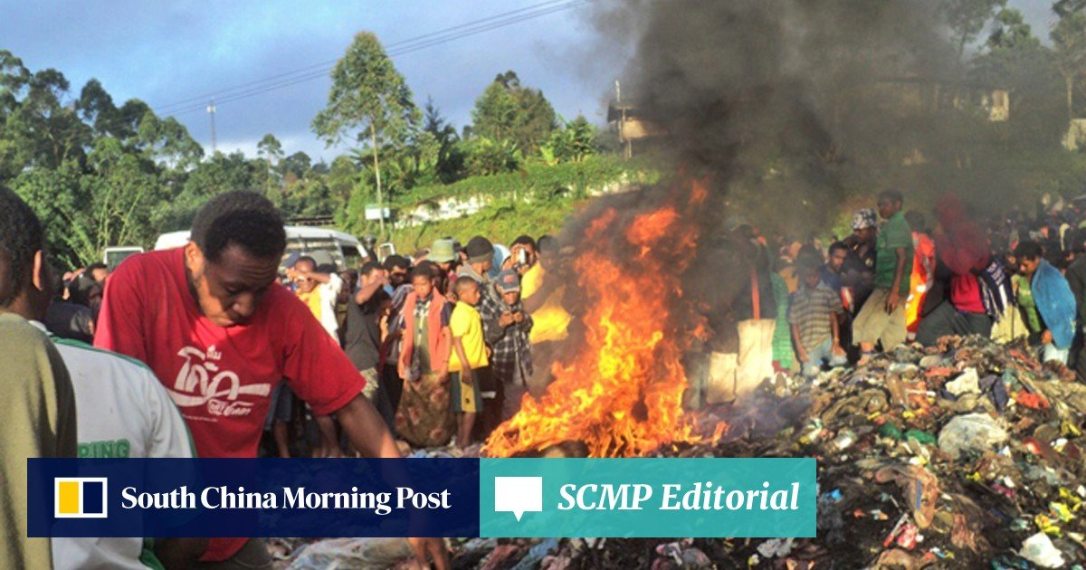 In Papua New Guinea, witch hunts, torture and murder are reactions