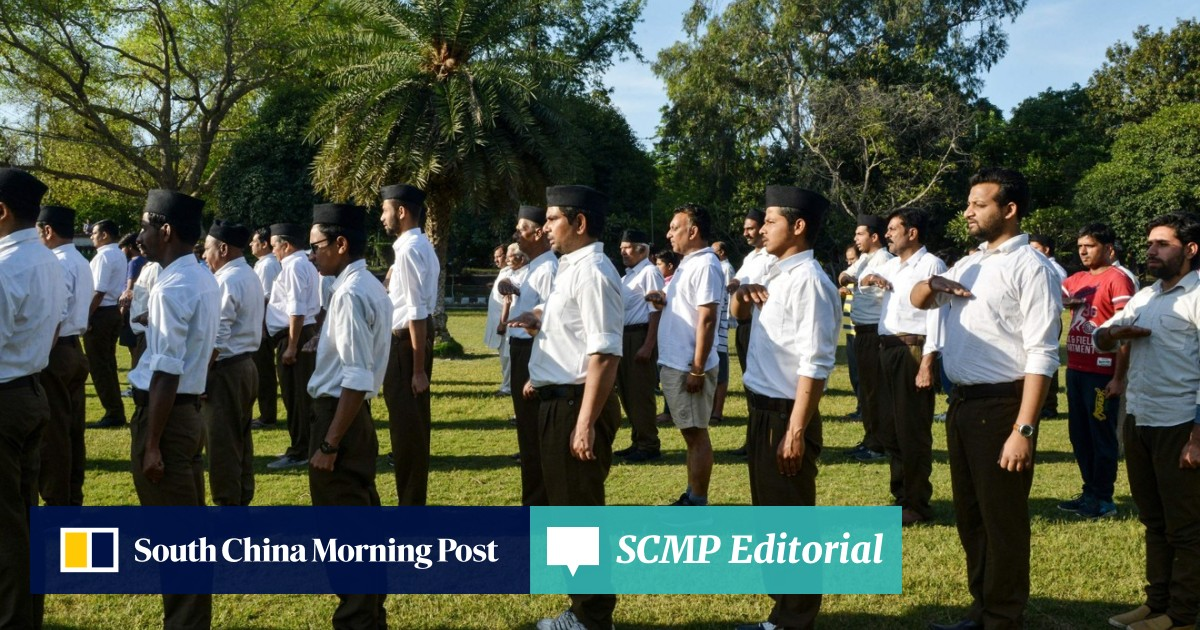 Inside India's RSS: the secretive group of hardcore Hindus dedicated