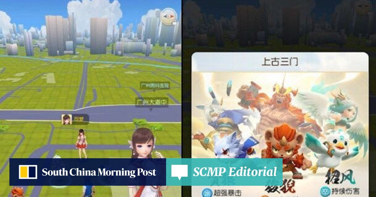 Tencent launches new blockchain game merging concepts behind
