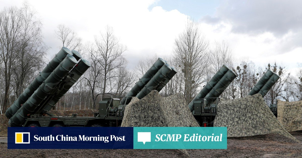 US 'understands' India needs Russian missiles to remain 'strong