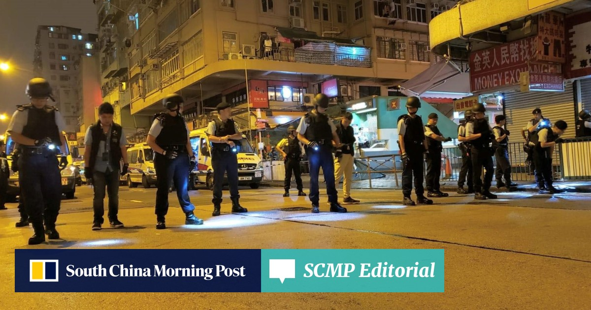 Sham Shui Po shooting was fight over money says Hong Kong