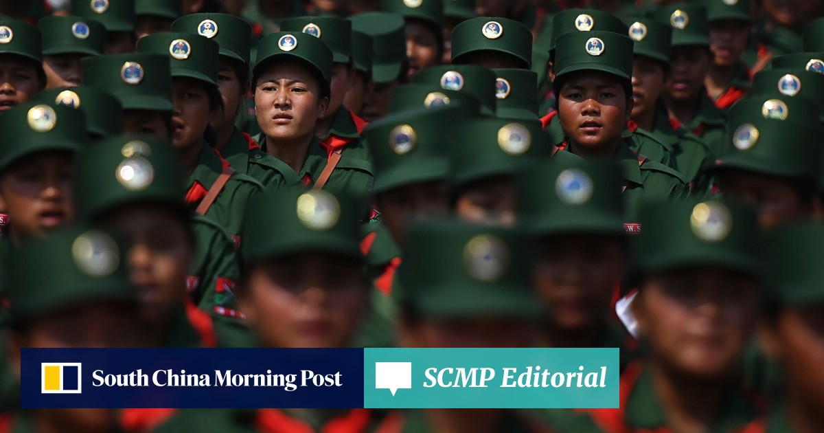 5c6ca7035d1f4 Masters of our destiny': Myanmar's 25,000 United Wa State Army ...