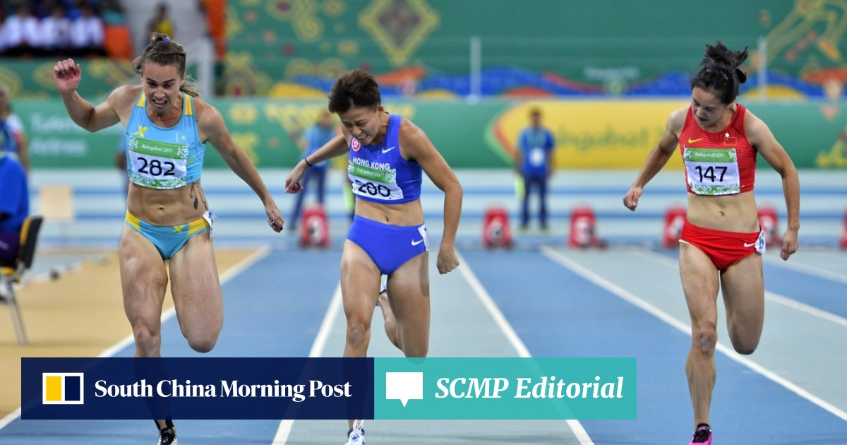 Hong Kong's all-time fastest woman: Angie Lam overcomes doubts and