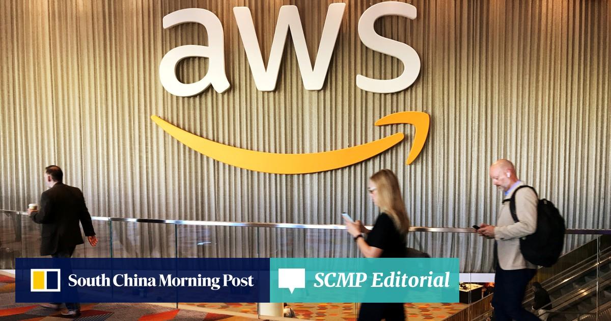 Amazon's cloud business to launch in Hong Kong as