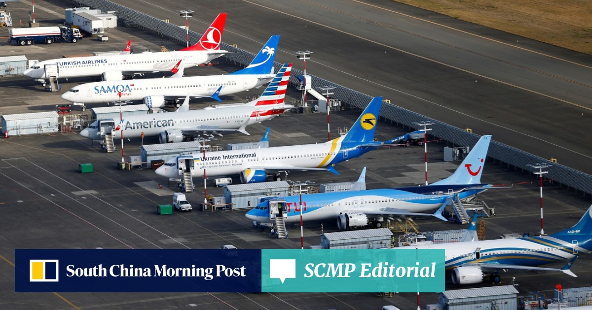 Boeing inadvertently made 737 MAX alert optional, denies