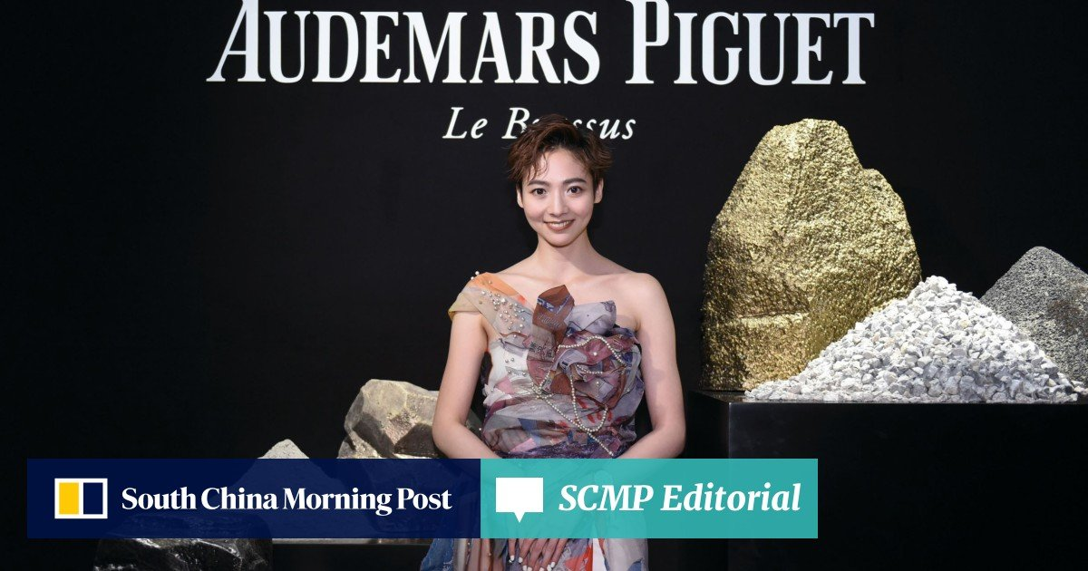 Aggie Hsieh and Ruby Lin jet in for Audemars Piguet's Art Basel