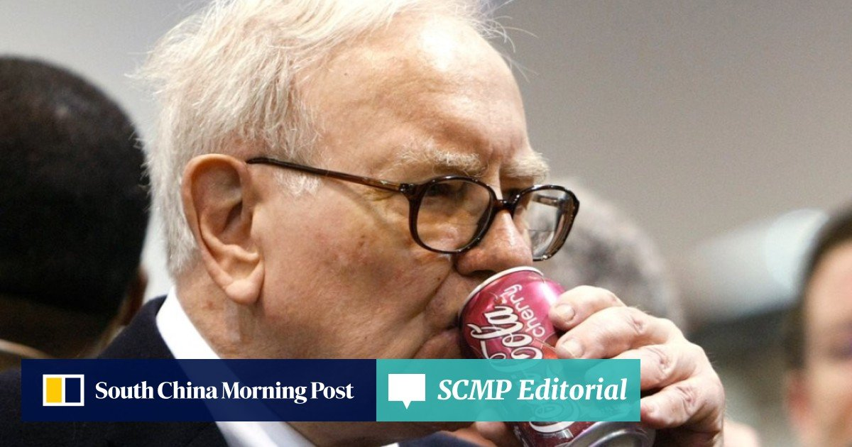 Soggy McMuffins and Cherry Coke all day: how Warren Buffett