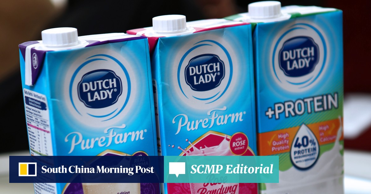 Dutch Lady story: the Malaysian milk brand with roots half a world