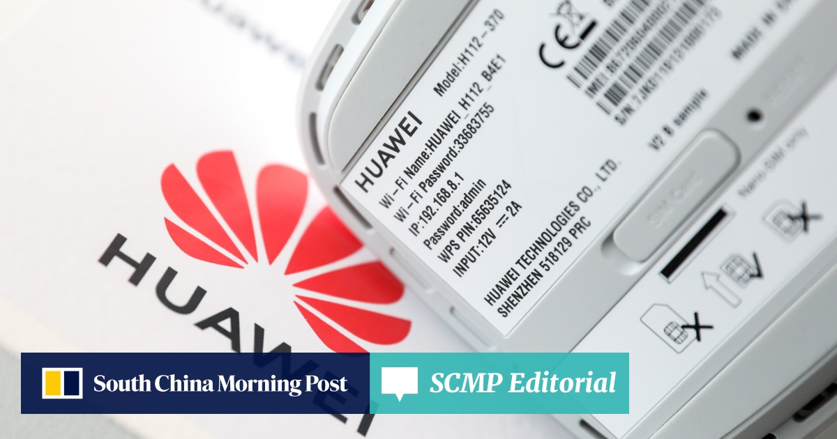 Panasonic insists it has not suspended business with Huawei