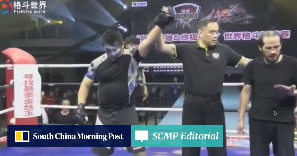 China's censorship of Xu Xiaodong for exposing fake martial arts