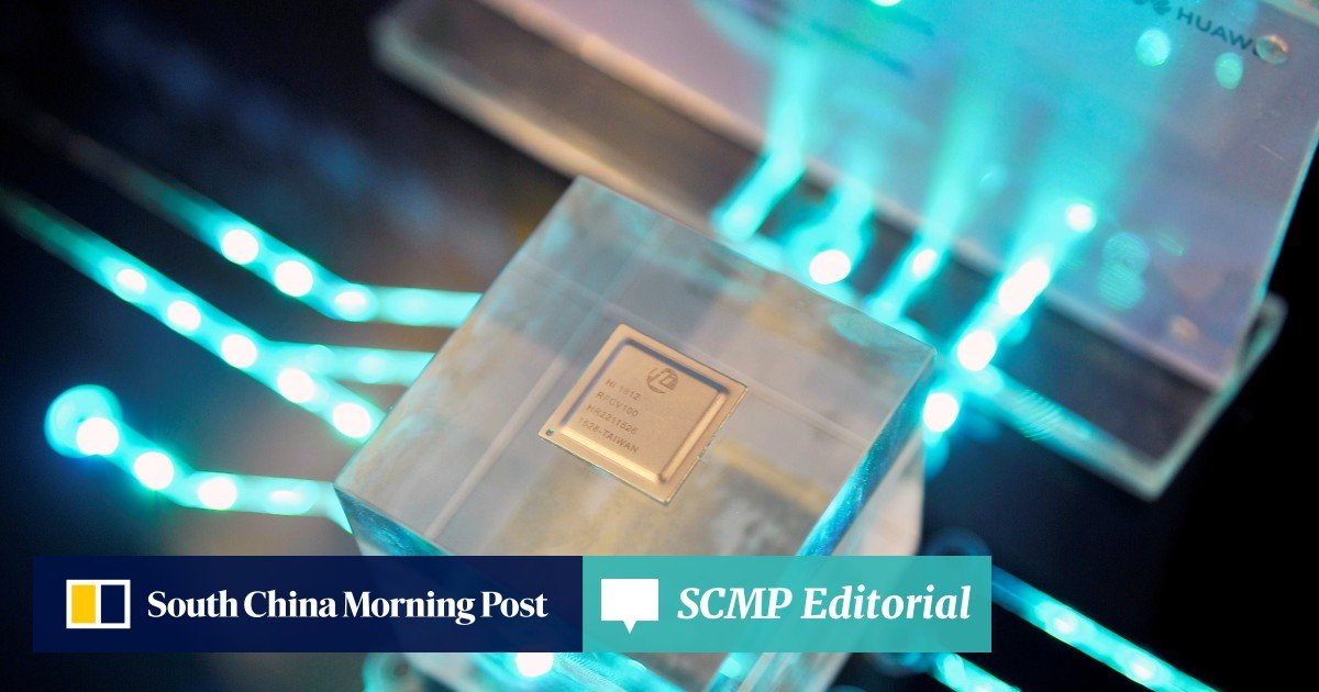 Building China's own chip industry will be a costly 10-year