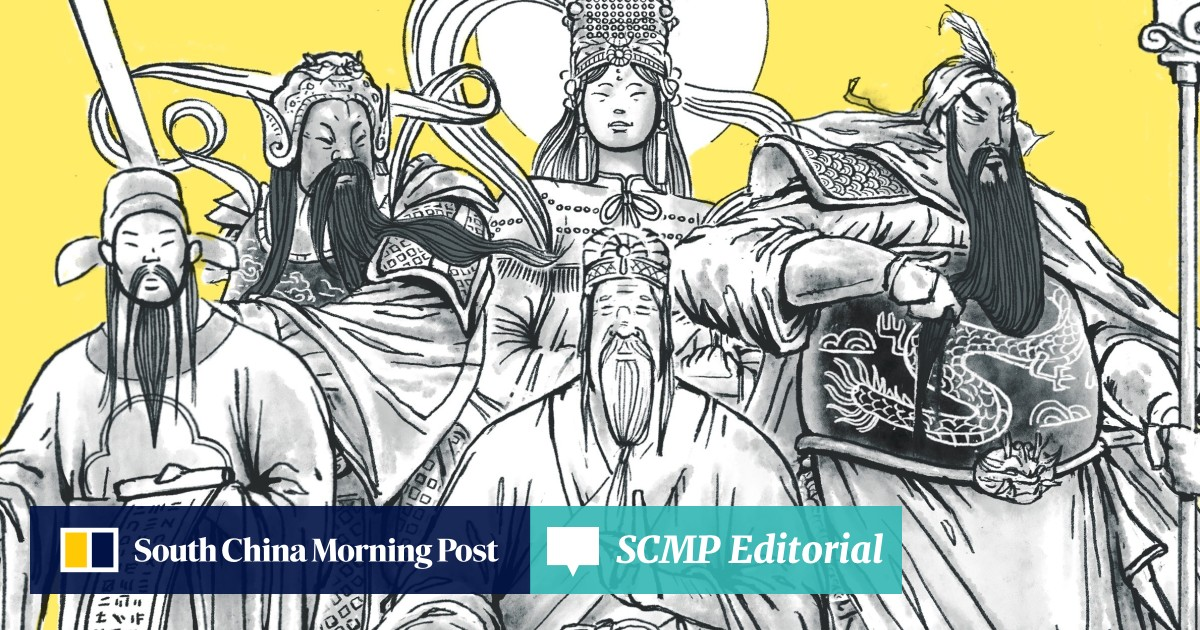 City of gods: Hong Kong's varied cast of ancient deities explained