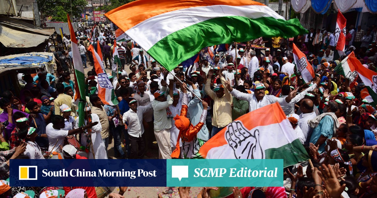 Congress can recover from election drubbing by Modi – if it