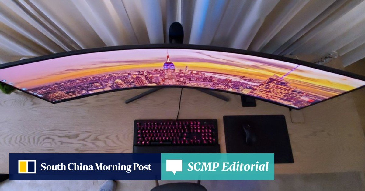 When size matters: will Samsung's 'super-ultrawide' CRG9 gaming