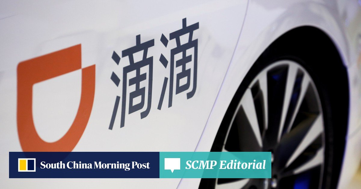 Chinese ride-hailing giant Didi Chuxing expands in Latin