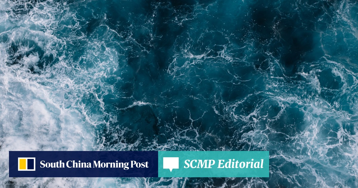 On World Oceans Day, a look at the origins of the word 'sea
