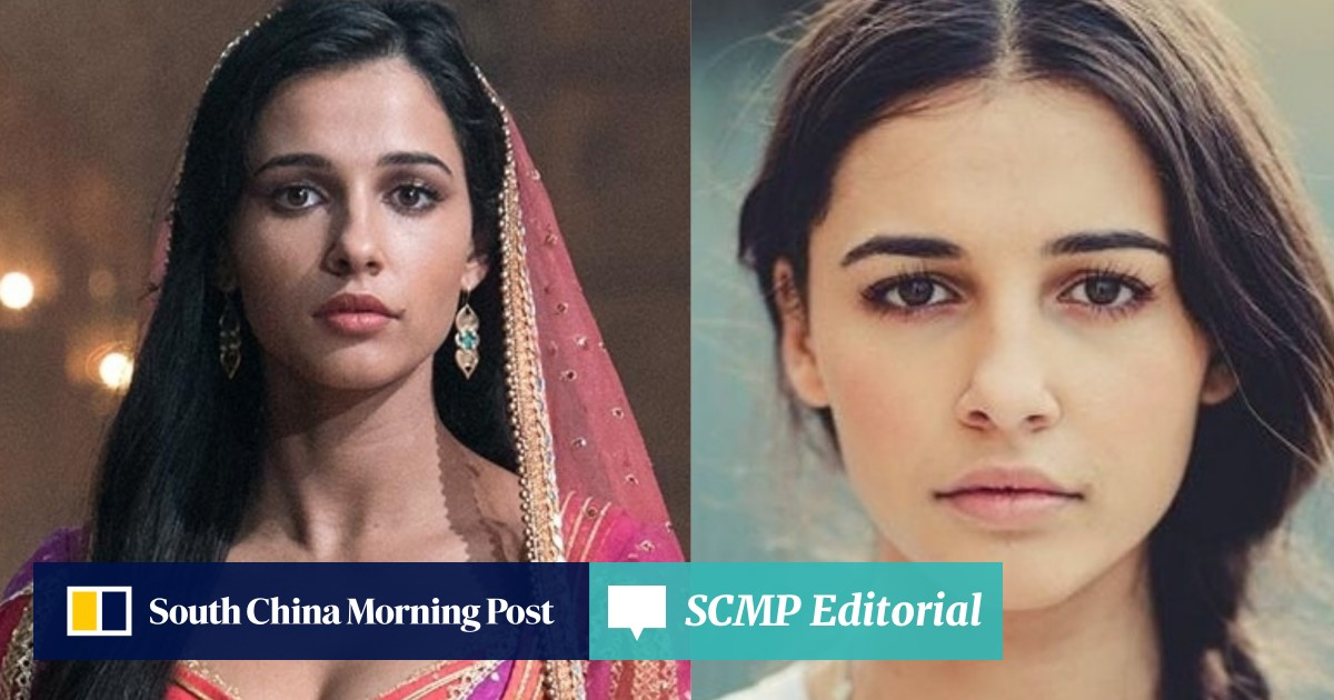 032e7aa12d5 5 things you should know about Naomi Scott, Princess Jasmine in Disney's  2019 Aladdin remake   South China Morning Post