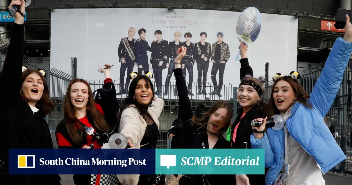 BTS end European leg of world tour with memorable Paris