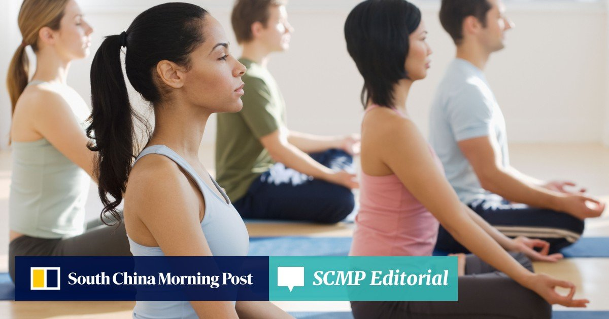 Yoga conference in Hong Kong: beat workplace burnout with