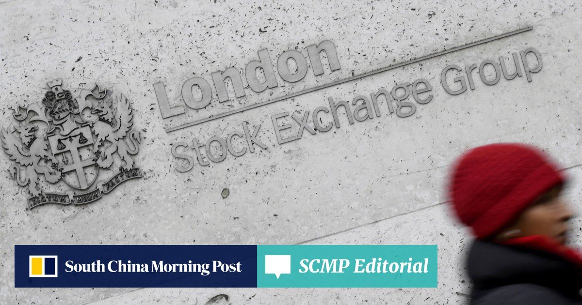 London-Shanghai stock connect goes live, allowing foreign firms to