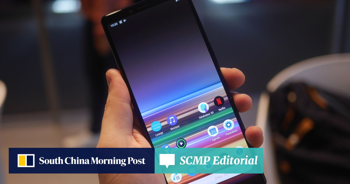 Buy it for the camera – triple lens Sony Xperia 1 full