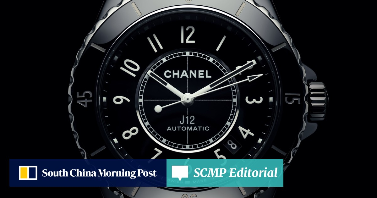 STYLE Edit: Chanel celebrates iconic J12 diving watch's 20th