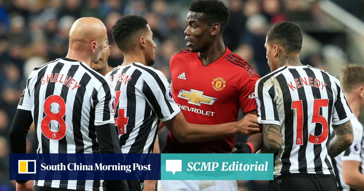 Manchester United and Newcastle fans fuming after each being let