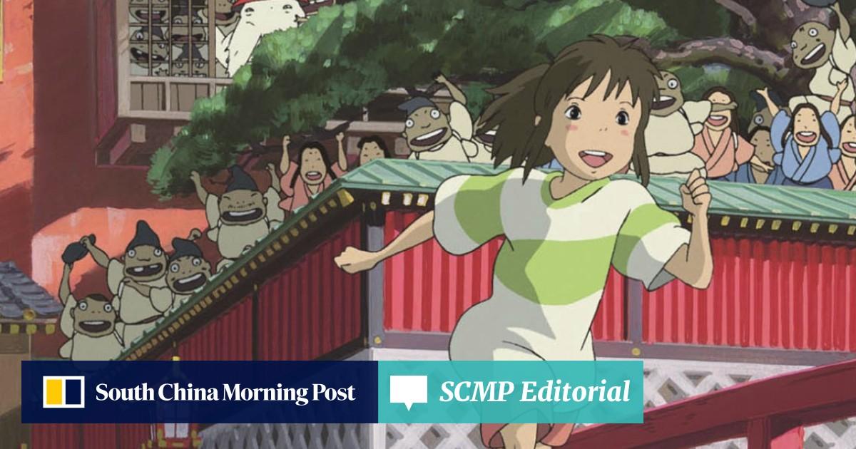 Studio Ghibli film Spirited Away sets China box office record