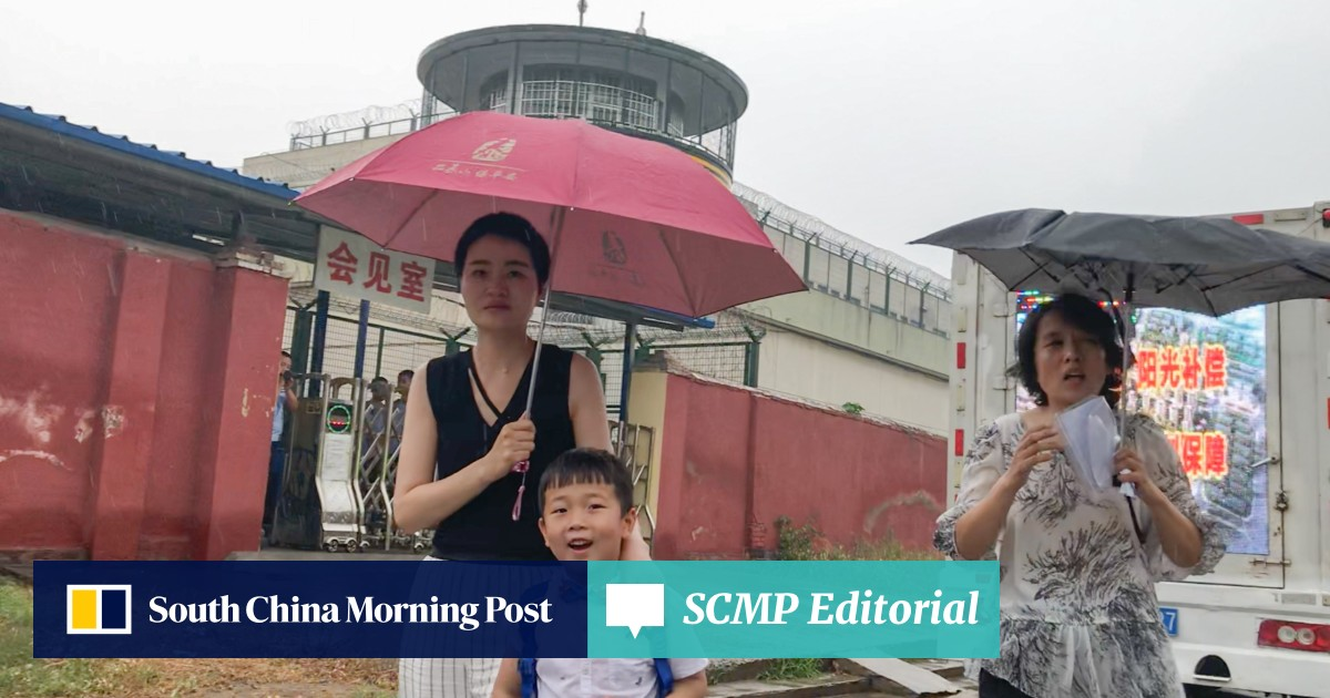 Chinese human rights lawyer Wang Quanzhang 'is a changed man', says