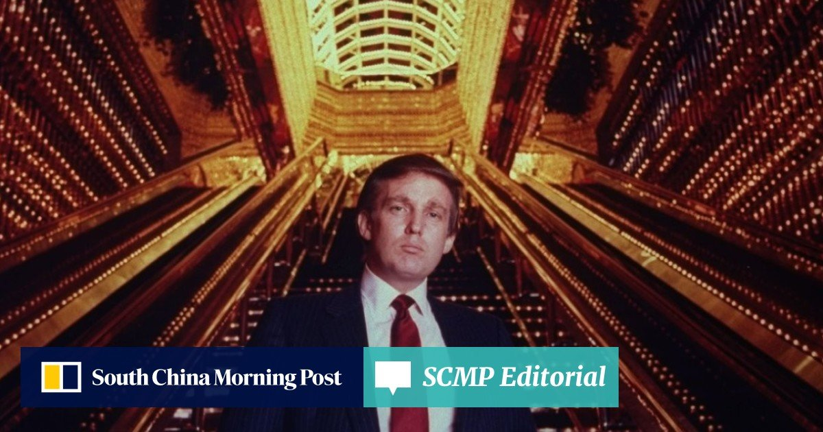 Inside Trump Tower, the US$300 million monument to Donald