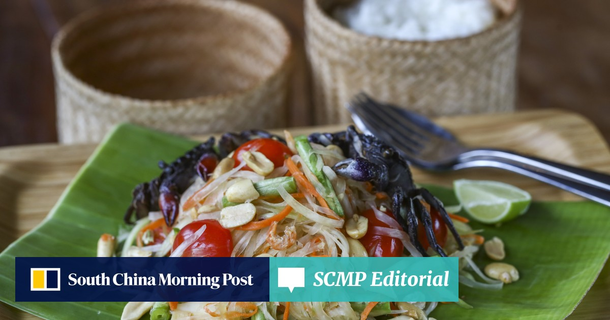 How to make Thai green papaya salad – Som Tam at its refreshing best
