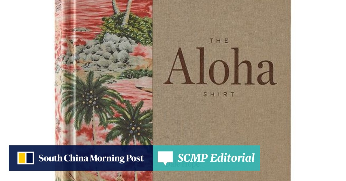 Why Hawaiian shirts – or Aloha shirts – have a strong