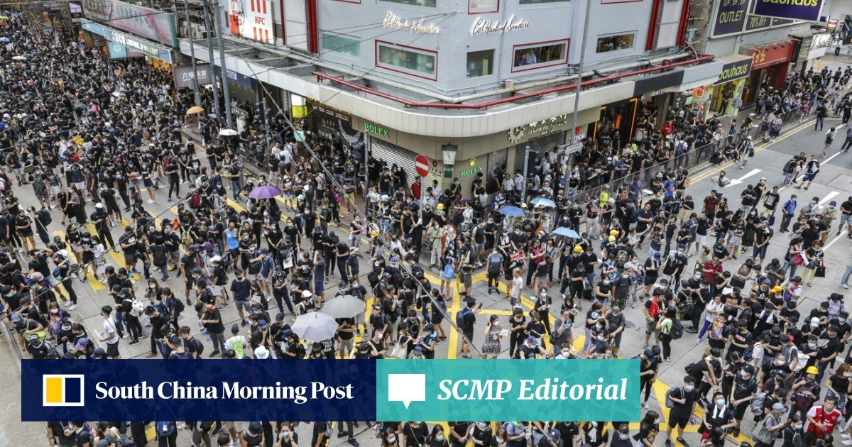 Hong Kong's food and beverage industry takes a hit from US-China