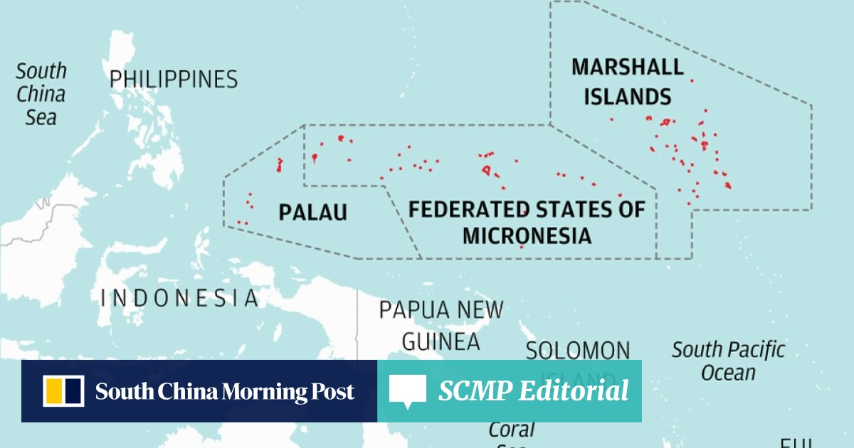 Mike Pompeo's visit to Micronesia highlights US anxiety