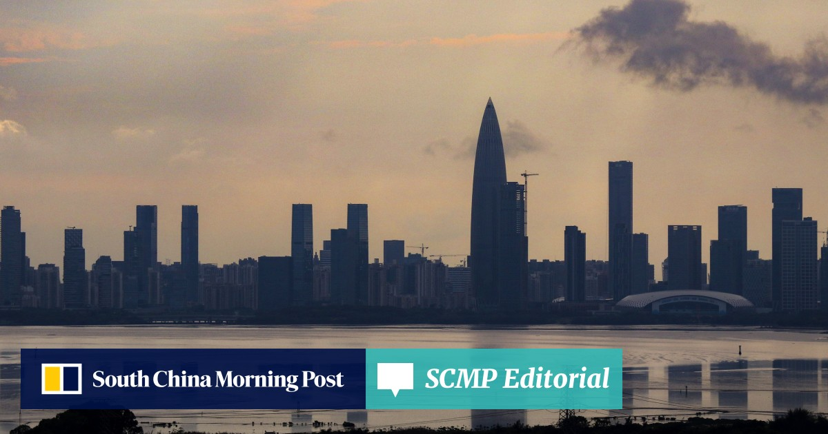Shenzhen Communist Party chief bangs the drum for Hong Kong