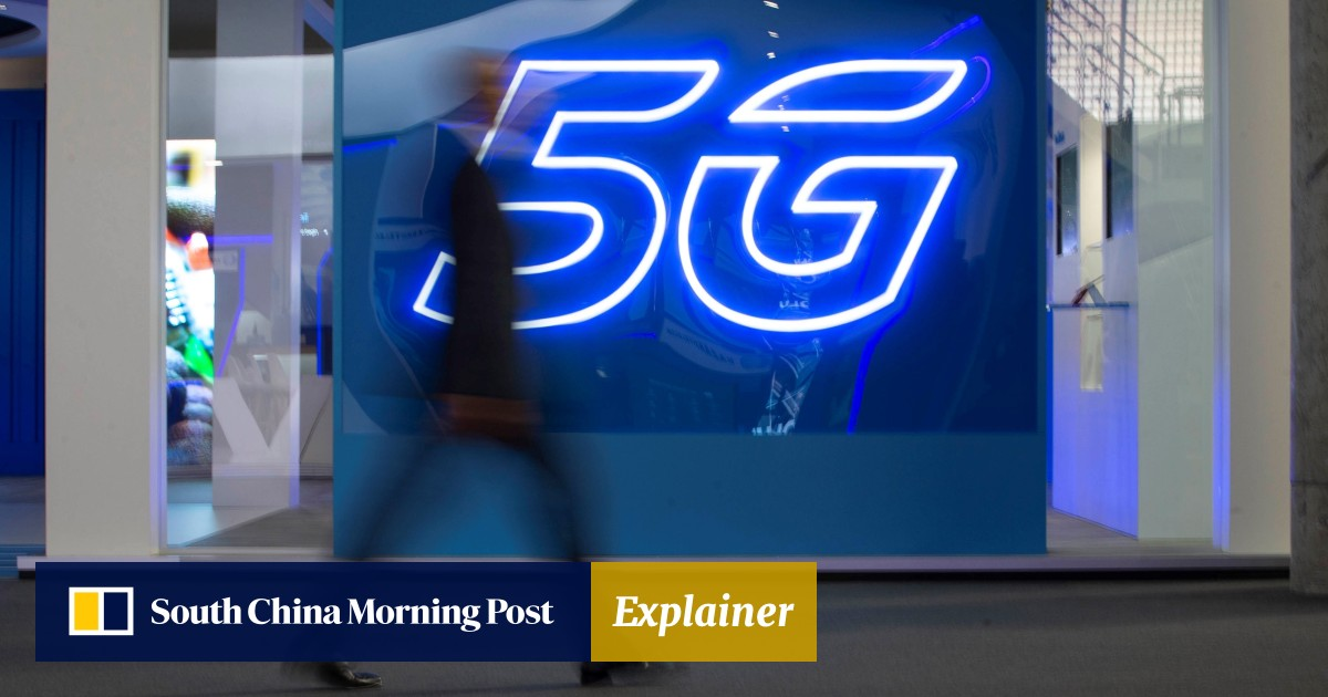 Here's why US doesn't have a 5G telecoms giant like Huawei