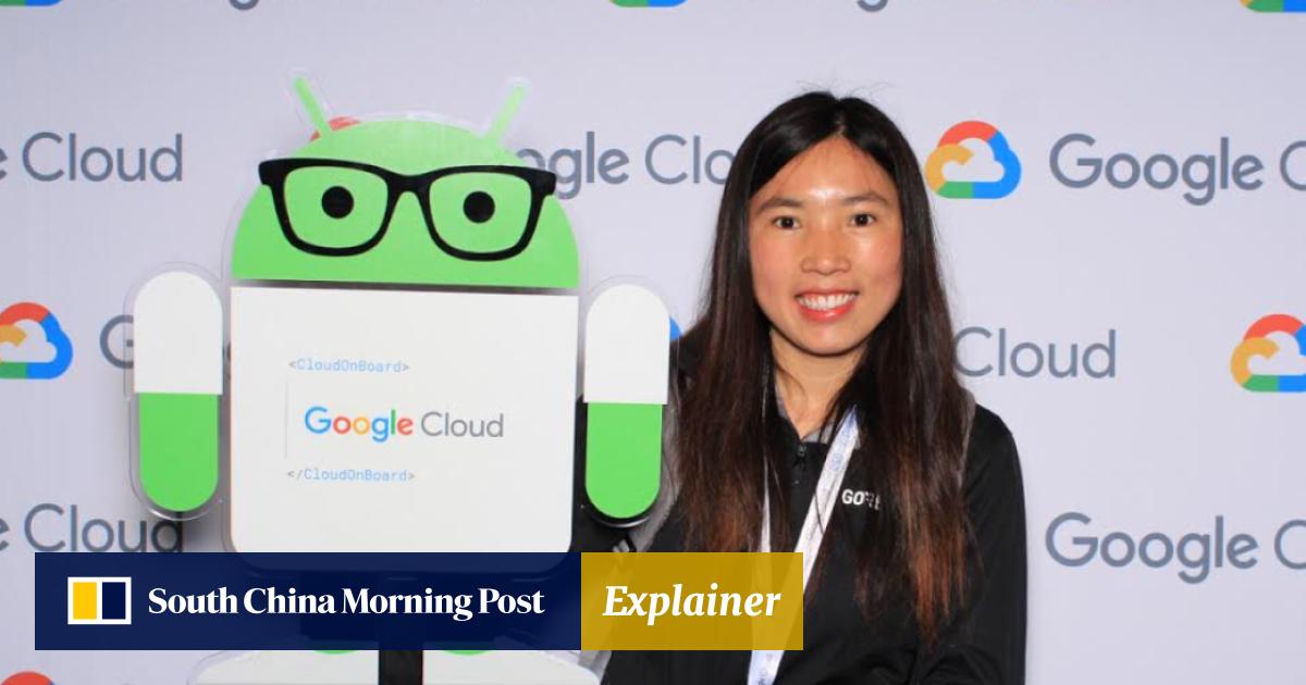 Google software engineer Sun Ling shares her story of upward