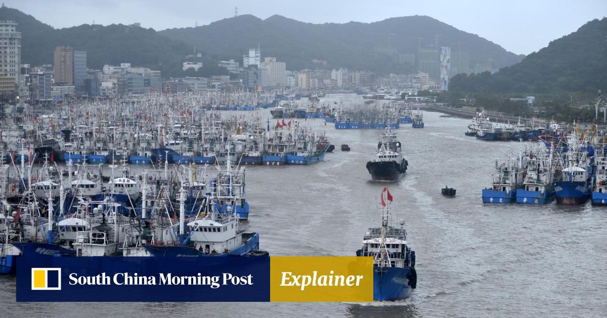 Eastern China on red alert as super typhoon Lekima