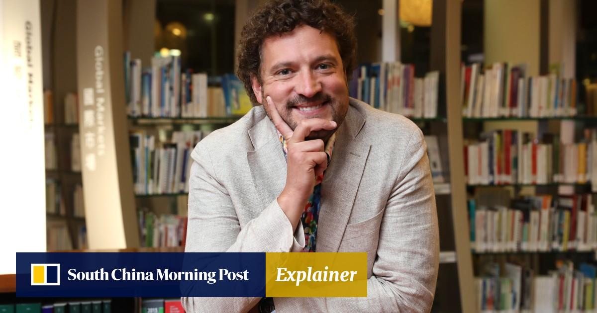 Meet the man behind the bestselling book that lulls children