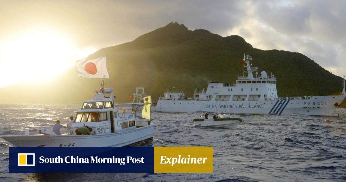 Japan's territorial disputes: China, South Korea, Russia and more