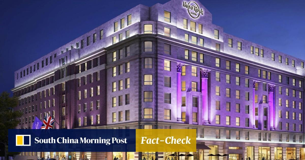 London welcomes Hard Rock Hotel, in a former haunt of Jimi Hendrix