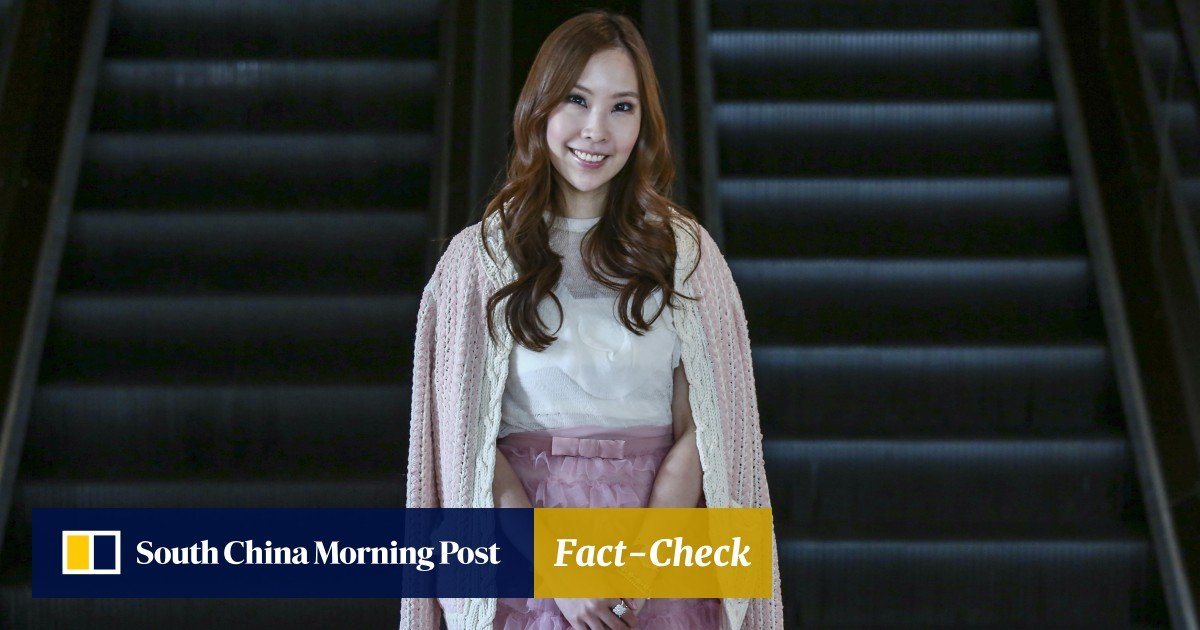 ede5da82e1 'I'm not a crazy rich Asian': Angela Lee, doctor who wears Dior, Chanel,  Hermès with a lab coat | South China Morning Post