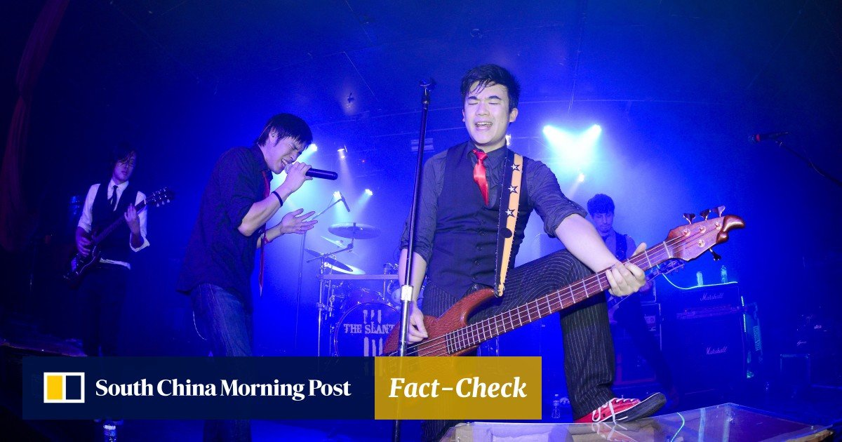 The Slants: Asian-American band who took the fight for their