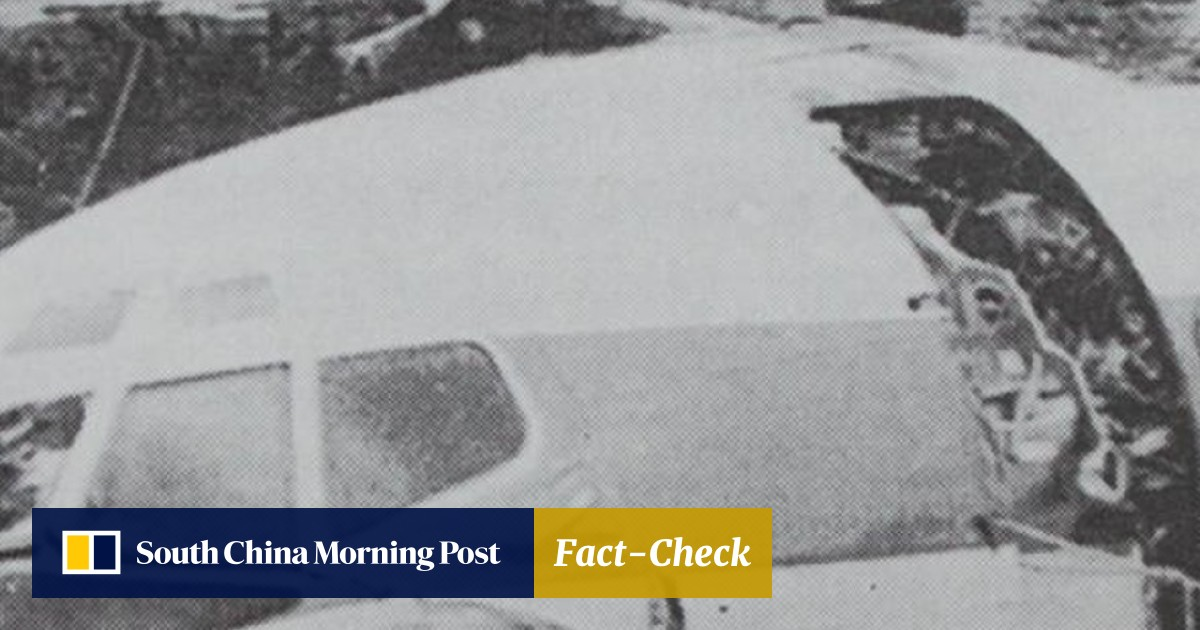 online retailer 1cab1 344f4 Opinion   How three deadly Pan Am plane crashes in nine months changed  airline s safety culture   South China Morning Post