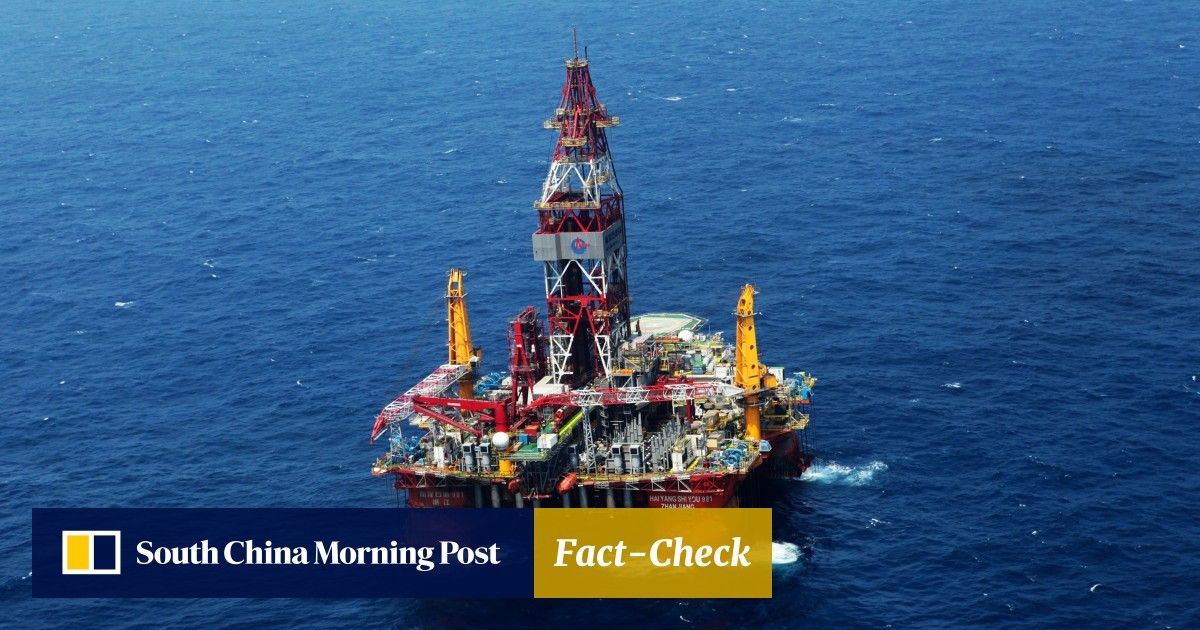 First Chinese deepwater rig in South China Sea aims to